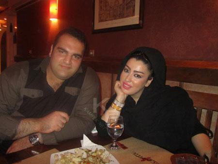 عکس های بی حجاب همسر بهداد سلیمی