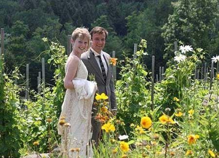 66 بار مراسم عروسی برای خوشبخت ترین زوج جهان + تصاویر