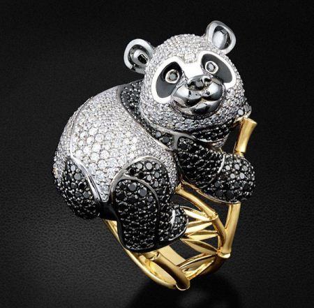 انگشترهای مدل حیوانات
