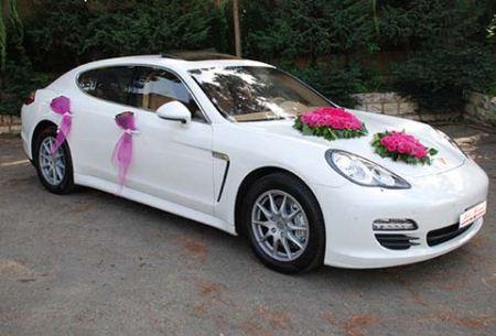 مدل گل زدن ماشین عروس (جدید)