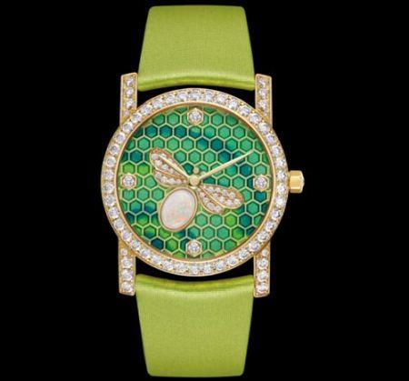 مدل های جدید ساعت مچی دخترانه از برند Chaumet