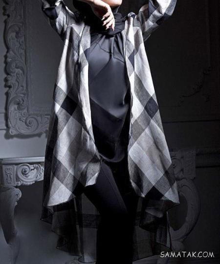 جدیدترین مدل های مانتو زنانه Parmis Design