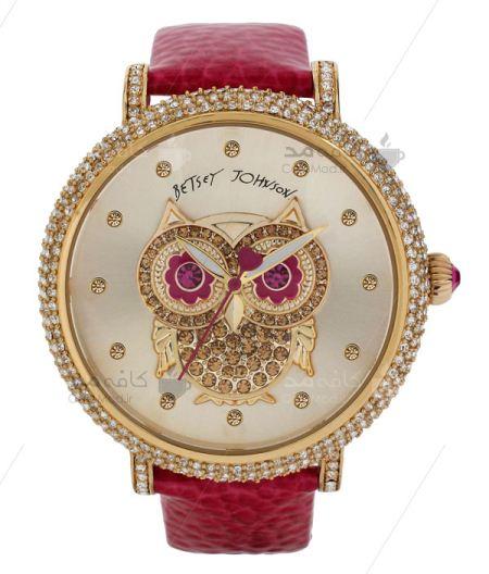 شیک ترین مدل های ساعت مچی زنانه از برند Betsey Johnson
