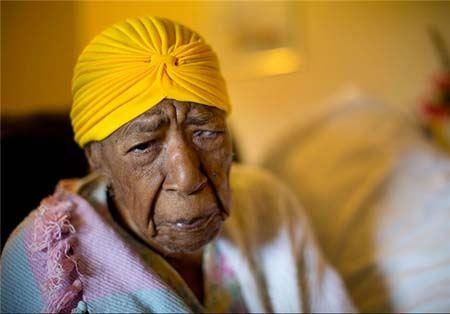 پیرترین زنان جهان که هنوز زنده اند + تصاویر