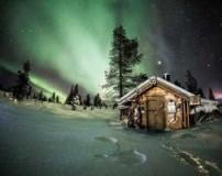 عکس های جالب ترین کلبه های برفی و زمستانی که حیرت آورند!