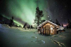 تبریک حامله شدن عکس های جالب ترین کلبه های برفی و زمستانی که حیرت آورند!