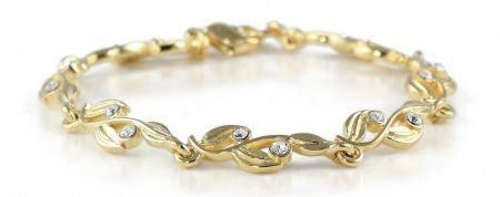 جدیدترین مدل های دستبند طلا ویژه بانوان