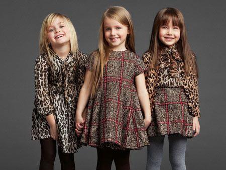 مدل های شیک لباس زمستانی دخترانه و پسرانه مخصوص کودکان