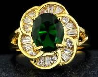 بهترین مدل های انگشتر جواهر مناسب برای خانمها
