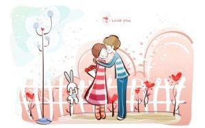 کلکسیون عکس های عاشقانه فانتزی روز ولنتاین