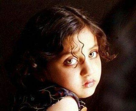 دختران افغانی زیباترین و خمارترین چشم ها را دارند + تصاویر