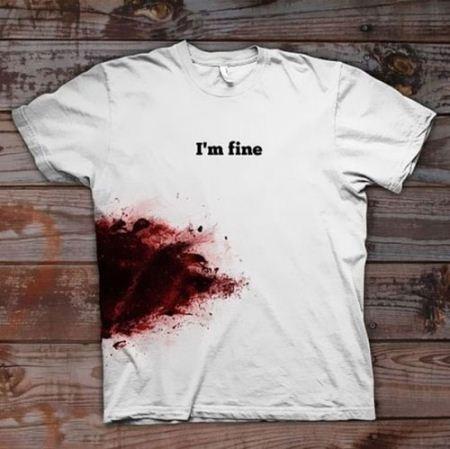 تی شرت هایی با طرح های خنده دار و شگفت انگیز