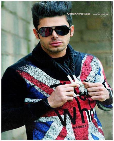 پسرهای خوشگل و خوش تیپ ایرانی