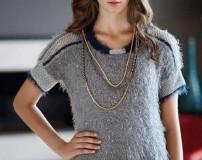 مدل های جدید بلوز بافت زنانه مخصوص زمستان