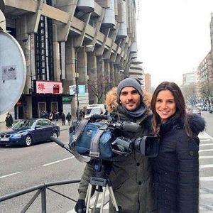 """عکس های """"لوسیا ویالون"""" نامزد جدید کریستین رونالدو"""