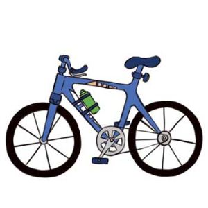 شعر دوچرخه ویژه کودکان