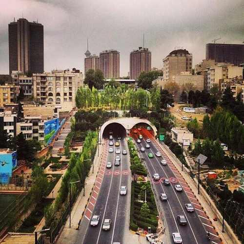 تصاویری از زندگی مردم در دل شهرهای ایران