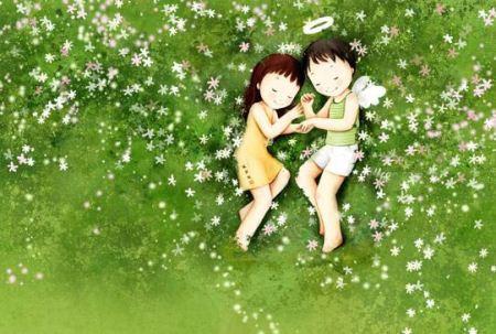 عکس های فانتزی عاشقانه دختر و پسر