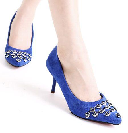 مدل های جدید کفش مجلسی لژدار زنانه 94