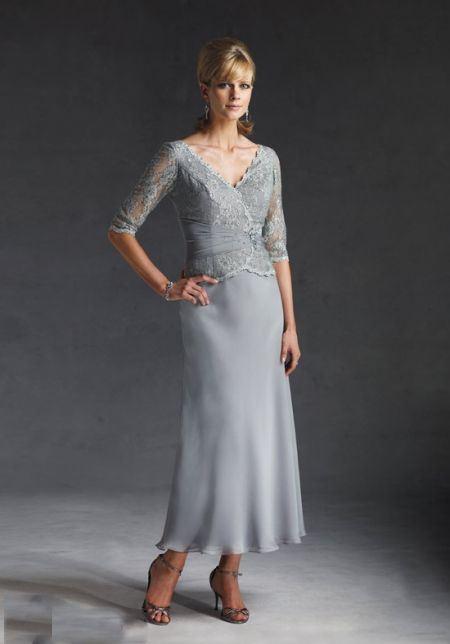 مدل های مجلسی لباس زنانه ویژه مادر عروس و مادر داماد