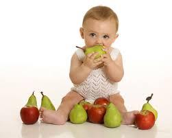7 میوه مفید برای نوزادان 6 ماهه