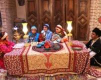 آداب و رسوم مردم ترک زبان آذربایجان غربی در نوروز