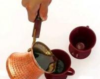 آموزش درست کردن قهوه ترک در خانه