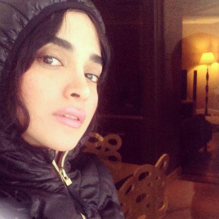 عکس های ناز و جدید الهه حصاری بازیگر جوان ایرانی