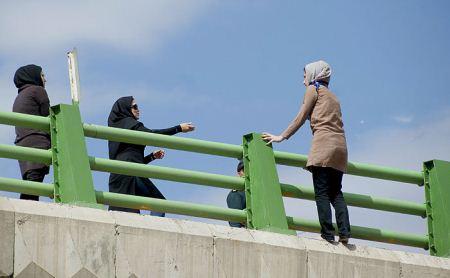 خودکشی دختر 18 ساله کرمانشاهی عملی نشد + تصاویر