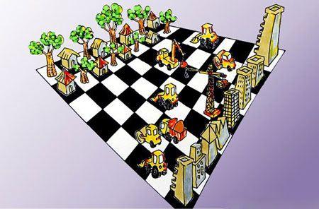 کاریکاتور روز درختکاری جدید - جالب - باحال - طنز و خنده دار