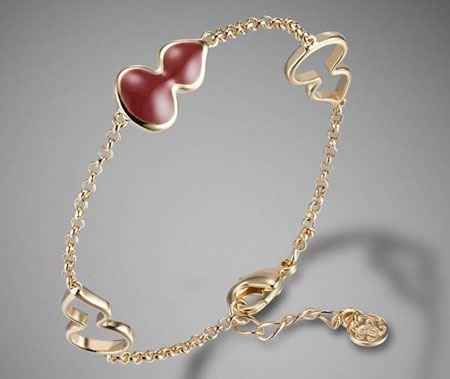 مدل های متنوع دستبند طلا سبک جدید