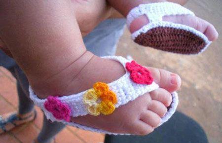 عکس مدل های شیک و نوزادی پاپوش دخترانه