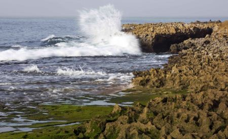 عکسهای طبیعی از زیبایی های منطقه آزاد چابهار