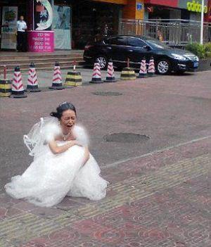 زشت بودن عروس منجر به خودکشی داماد شد