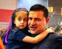 """سفر تفریحی علی دایی و دخترش """"نورا"""" به آمریکا + عکس"""