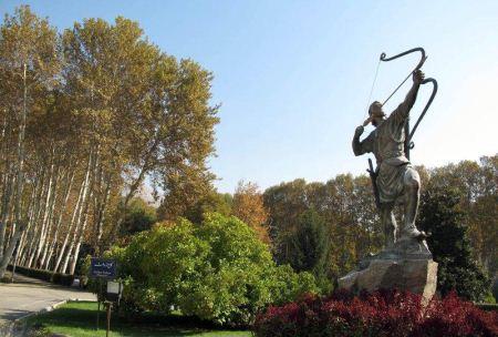 گالری عکس کاخ سعد آباد در نیاوران تهران