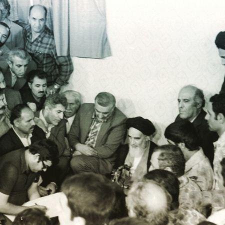 عکس های امام خمینی (ره) بنیانگذار جمهوری اسلامی ایران
