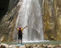 آبشار بلند پیران در سرپل ذهاب + تصاویر