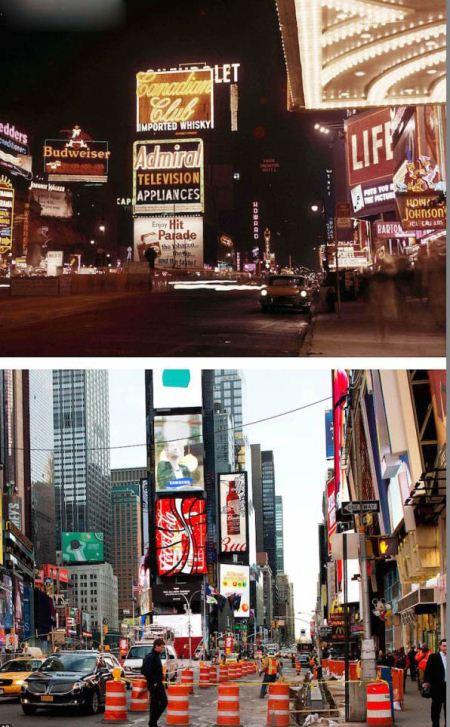 جدیدترین تصاویر از قدیم و جدید شهر نیویورک آمریکا