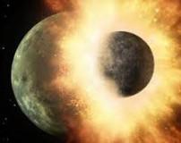 نحوه پیدایش و سرگذشت ماه