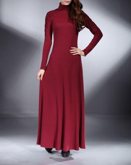 کلکسیون لباس مجلسی مدل پوشیده و باحجاب