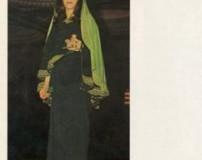 نوع لباس و پوشش زنان هخامنشی