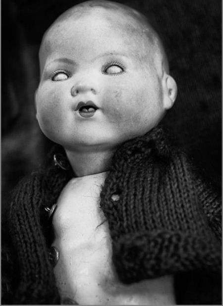 عکس عروسک های جدید ترسناک و وحشتناک