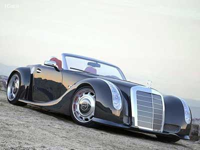 عکس سوپر ماشین های تک