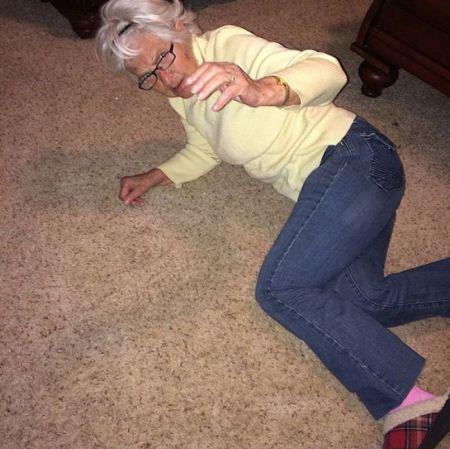 اینستاگرام مادربزرگ 86 ساله را به محبوبیت رساند