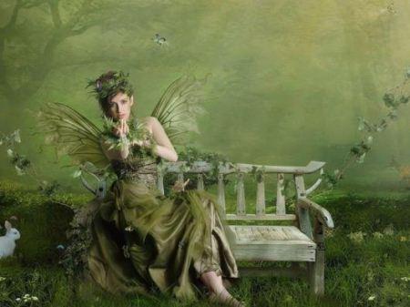 عکس از نقاشی های فانتزی عاشقانه