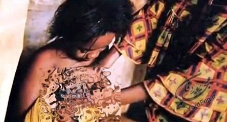 اتو کردن سینه دختران برای جلوگیری از تحریک مردان + تصاویر