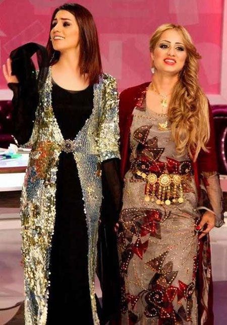 ژورنال لباس زنانه کردی