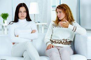 چگونه از شر دخالت مادر شوهر خلاص شویم؟