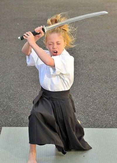 اعجوبه ووشو جهان این دختر 9 ساله است